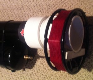 Saunders Bow-Fishing Reel